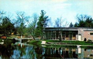 Massachusetts Norton Chase Dining Hall Wheaton College