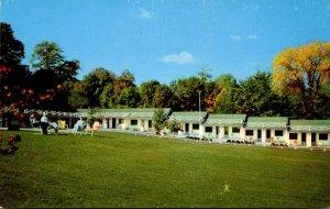Ohio Salem Barnett's Motel