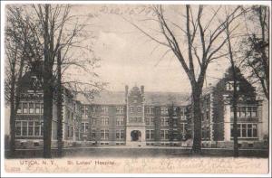 St Lukes Hospital, Utica NY