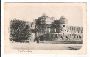 AGRA, India, 1900-1910's; The Fort
