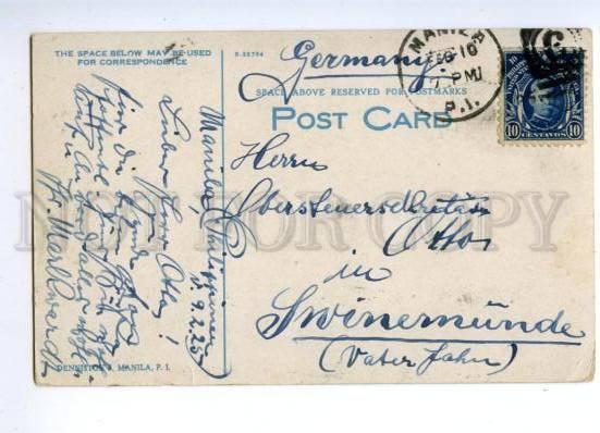 147085 Philippines Manila Our Lavendras Vintage postcard