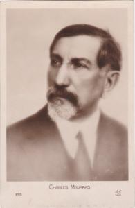 RP: Charles Maurras ; French author, poet, and critic , 00-10s