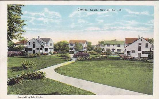 Cardinal Court, Newton,  Iowa, 00-10s