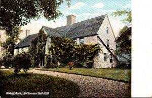 Massachusetts Newbury Old Garrison Built 1636