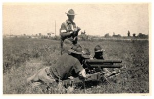 37 M M in Action , First Army War maneuvers , 1939 ,Plattsburg area