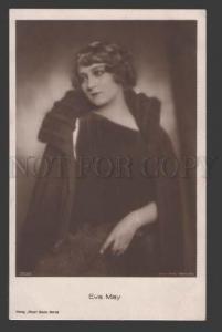 112652 EVA MAY German Silent MOVIE Star ACTRESS Vintage PHOTO