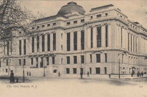 NEWARK , New Jersey , 1901-07 ; City Hall