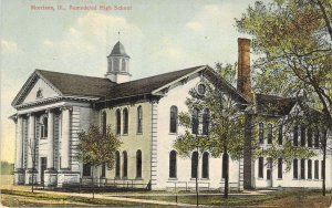 Morrison, Ill., Remodeled High School