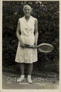Miss FK Scott Tennis Unused