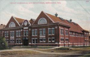 Wisconsin Menomonie Stout Gymnasium and Natatorium