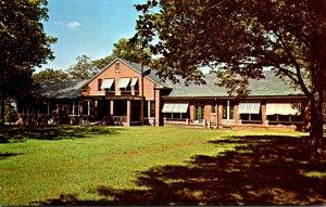 Missouri Mt Vernon Baker Building Missouri State Sanatorium