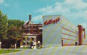 Michigan Battle Creek Kellogg Company