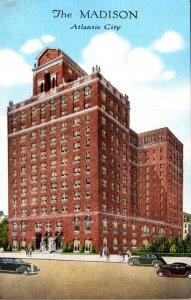 New Jersey Atlantic City The Madison Hotel
