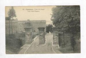 Langres , France , 00-10s   Porte des Auges, Tour Saint-Fergeux