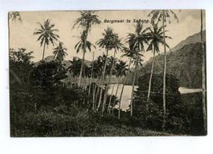 144675 INDONESIA Bergmeer te Sabang Vintage postcard