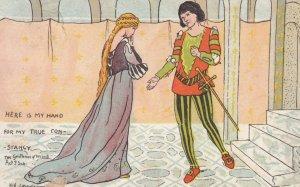Two Gentlemen of Verona , Act9 , Here is my Hand , 1916