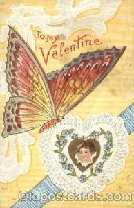 Butterfly, Butterflies, Postcard Post Card