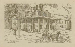 New Hampshire Hancock The John Hancock Inn