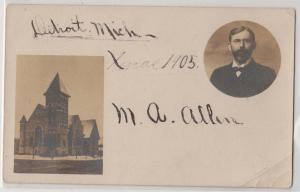 RPPC, M. A. Allen. Detroit MI