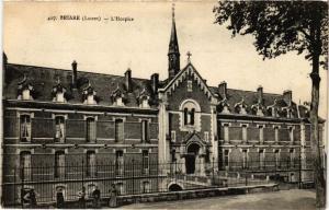 CPA BRIARE L'Hospice (607444)