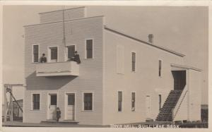 RP: QUILL LAKE , Sask. , Canada , 1900-10s ; Town Hall