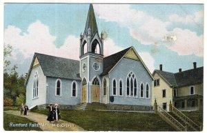 Rumford Falls, Me, M. E. Church