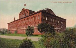 Washington DC Pension Building