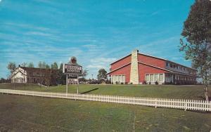 Wandlyn Motel, Off TransCanada Highway, Fredericton, New Brunswick, Canada, P...