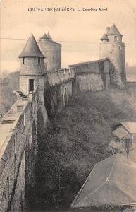 France Chateau de Fougeres Courtine Nord Castle Schloss