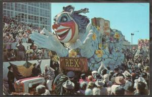 #C34 On Mardi Gras Post Card