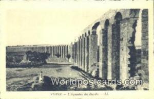 Tunis Algeria, Africa, L'Aqueduc du Bardo  L'Aqueduc du Bardo
