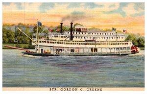 Steamer Gordon C.Greene