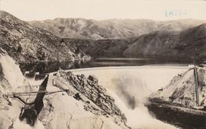 RP: Arrowrock Dam , Boise Irrigation Project , Idaho , 1911-15
