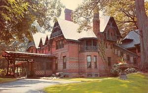 Mark Twain House Unused