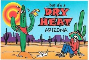 US Arizona. It's a DRY Heat! Unused