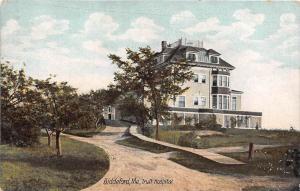Maine  Biddeford, Trull Hospital