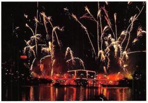 Netherlands Hein van Maasdijk, Magere Brug Fireworks Bridge