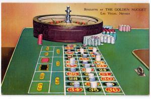 Roulette at Golden Nugget, Las Vegas NV