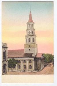 St. Michael's Church, Charleston, South Carolina, 1900-1910s