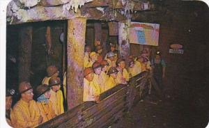 Michigan Iron Mountain Guided Underground Tour Iron Mountain Mine