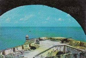 Puerto Rico San Juan El Moro Castle and Fortress