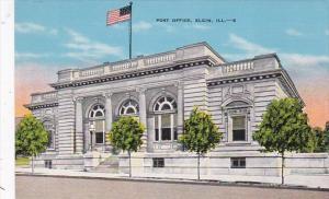 Illinois Elgin Post Office