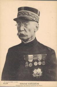 Military - General Gallieni 02.87
