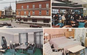 4-views, Hotel National, Montreal,  Quebec,  Canada,  40-60s