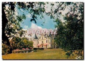 Postcard Modern Domaine de la Tortiniere Hotel Residence