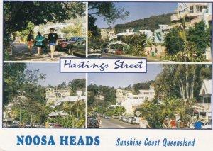 NOOSA HEADS , Queensland , Australia , 1990 ; Hastings Street
