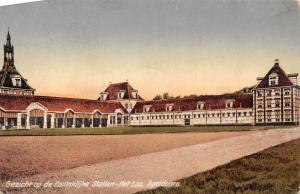Netherlands Apeldoorn Gezicht op de Koninklijke Stallen-Het Loo 1922
