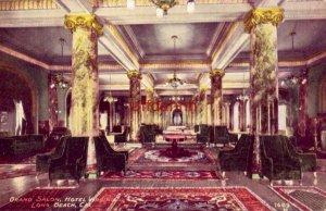 GRAND SALON HOTEL VIRGINIA LONG BEACH, CA publ by The Neuner Co.Calitype Process