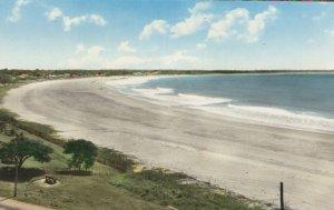 White Sands on Malinda Bay Kenya Real Photograph Postcard