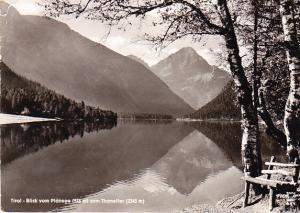 Austria - Tirol - Blick vom Plansee zum Thaneller